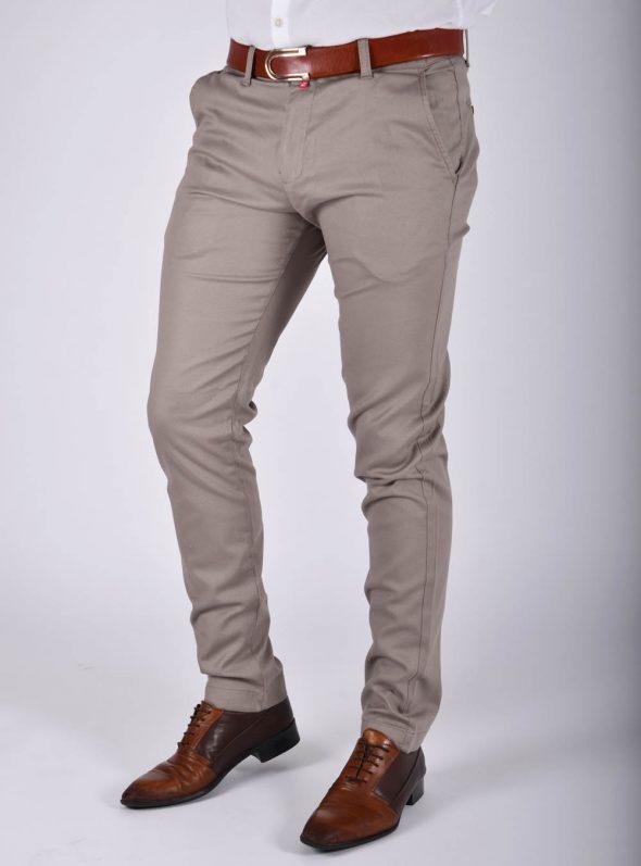 6a43b5e8970f Pantaloni barbati casual SlimFit - cod REG014